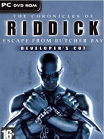 Hra pre PC The Chronicles of Riddick: Escape From Butcher Bay CZ