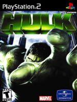 Hra pre Playstation 2 The Hulk