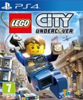 LEGO City: Undercover (PS4)