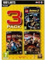 Hra pre PC LEGO: Triple Pack
