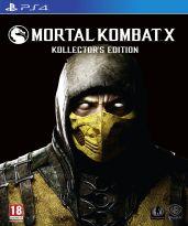hra pre Playstation 4 Mortal Kombat X (Kollectors Edition)