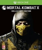 hra pre Xbox One Mortal Kombat X (Kollectors Edition)