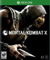 hra pre Xbox One Mortal Kombat X
