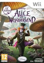 Hra pre Nintendo Wii Alice in Wonderland
