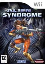 Hra pre Nintendo Wii Alien Syndrome