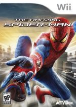 Hra pre Nintendo Wii The Amazing Spider-man