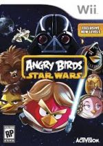 Hra pre Nintendo Wii Angry Birds: Star Wars