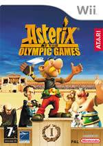 Hra pre Nintendo Wii Asterix a Olympijsk� hry
