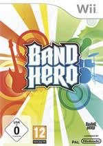 Hra pre Nintendo Wii Band hero + nástroje