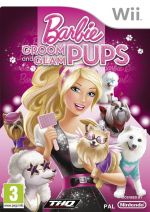 Hra pre Nintendo Wii Barbie Groom and Glam Pups