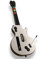 Príslušenstvo pre Nintendo Wii Bezdrôtová rocková gitara pre Nintendo Wii