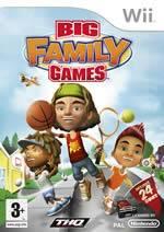 Hra pre Nintendo Wii Big Family Games
