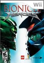 Hra pre Nintendo Wii Bionicle Heroes