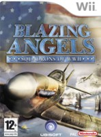 Hra pre Nintendo Wii Blazing Angels Squadron of WWII