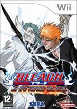 Hra pre Nintendo Wii Bleach: Shattered Blade