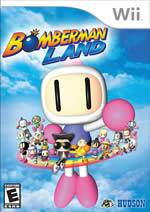 Hra pre Nintendo Wii Bomberman Land