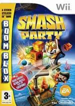 Hra pre Nintendo Wii Boom Blox Smash Party