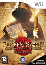 Hra pre Nintendo Wii Broken Sword: The Shadow of the Templars (The Directors Cut)