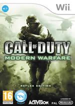 Hra pre Nintendo Wii Call of Duty 4: Modern Warfare
