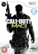 Hra pre Nintendo Wii Call of Duty: Modern Warfare 3
