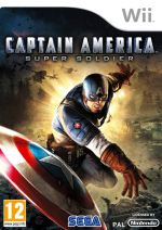 Hra pre Nintendo Wii Captain America: Super Soldier
