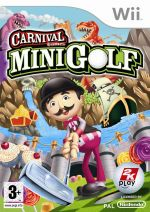 Hra pre Nintendo Wii Carnival Games: Mini Golf