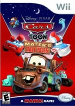Hra pre Nintendo Wii Cars Toon: Maters Tall Tales