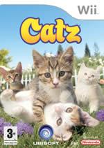 Hra pre Nintendo Wii Catz
