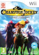 Hra pro Nintendo Wii Champion Jockey: G1 Jockey & Gallop Racer