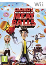 Hra pre Nintendo Wii Cloudy with a Chance of Meatballs (Oblačno miestami fašírky)