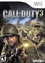 Hra pre Nintendo Wii Call of Duty 3