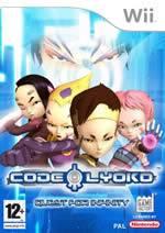 Hra pre Nintendo Wii Code Lyoko: Quest for Infinity