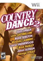 Hra pre Nintendo Wii Country Dance 2