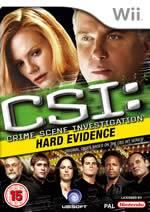 Hra pre Nintendo Wii CSI 5: Hard Evidence