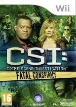 Hra pre Nintendo Wii CSI: Crime Scene Investigation - Fatal Conspiracy