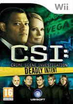 Hra pre Nintendo Wii CSI: Deadly Intent - The Hidden Cases