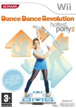 Hra pre Nintendo Wii Dance Dance Revolution Hottest Party 2