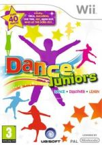 Hra pre Nintendo Wii Dance Juniors