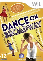 Hra pre Nintendo Wii Dance on Broadway