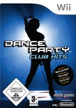 Hra pre Nintendo Wii Dance Party: Club Hits + tanečná podložka