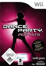 Hra pre Nintendo Wii Dance Party: Pop Hits + tanečná podložka
