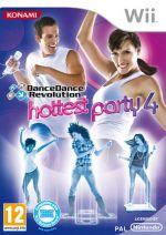 Hra pre Nintendo Wii Dance Dance Revolution: Hottest Party 4 + podložka