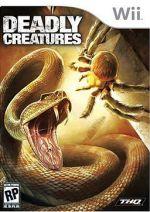 Hra pre Nintendo Wii Deadly Creatures