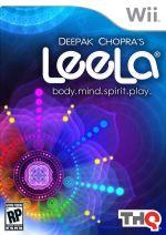 Hra pre Nintendo Wii Deepak Chopra: Leela