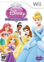 Hra pre Nintendo Wii Disney princezna: Moje pohádkové dobrodružství