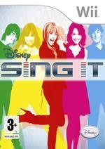 Hra pre Nintendo Wii Disney Sing It + mikrofón