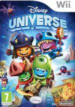 Hra pre Nintendo Wii Disney Universe