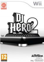 Hra pre Nintendo Wii DJ Hero 2 + gramofon