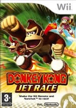 Hra pre Nintendo Wii Donkey Kong Jet Race