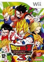 Hra pre Nintendo Wii Dragon Ball Z: Budokai Tenkaichi 3
